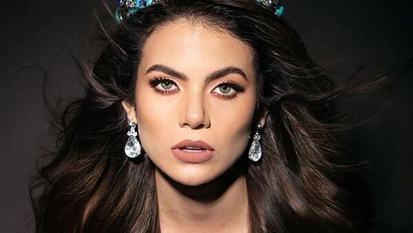 Ximena Hita, modelo mexicana y miss Aguascalientes 2019 - Sputnik Mundo