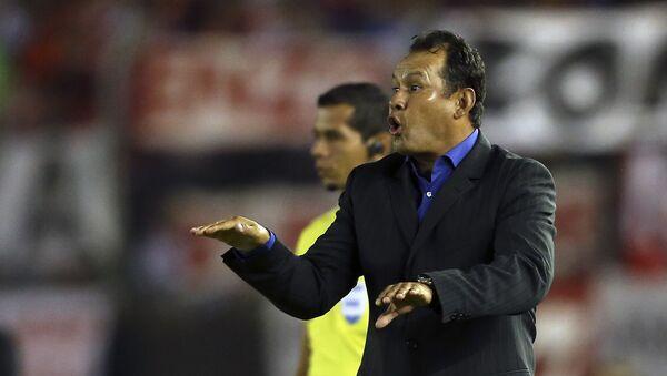 Juan Reynoso, el nuevo director técnico del Cruz Azul - Sputnik Mundo