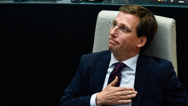 Martínez-Almeida en una foto de archivo - Sputnik Mundo