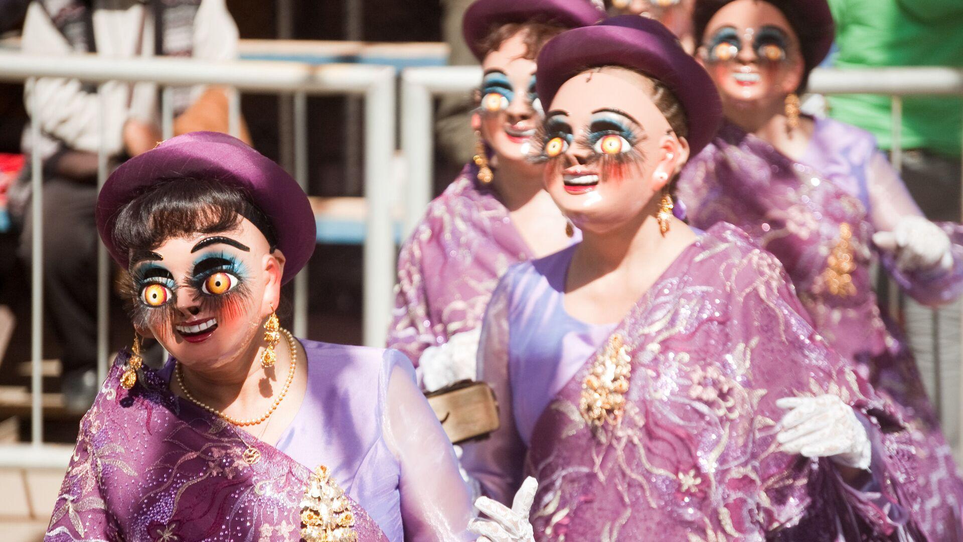 Carnaval de Oruro, Bolivia - Sputnik Mundo, 1920, 17.02.2021