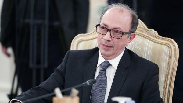 Ara Aivazián, el ministro de Exteriores de Armenia - Sputnik Mundo