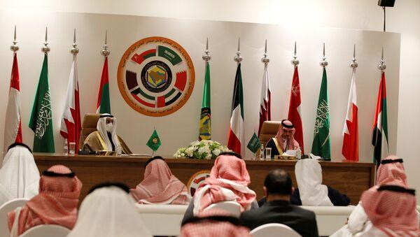 La cumbre del Consejo de Cooperación para los Estados Árabes del Golfo (CCEAG) - Sputnik Mundo