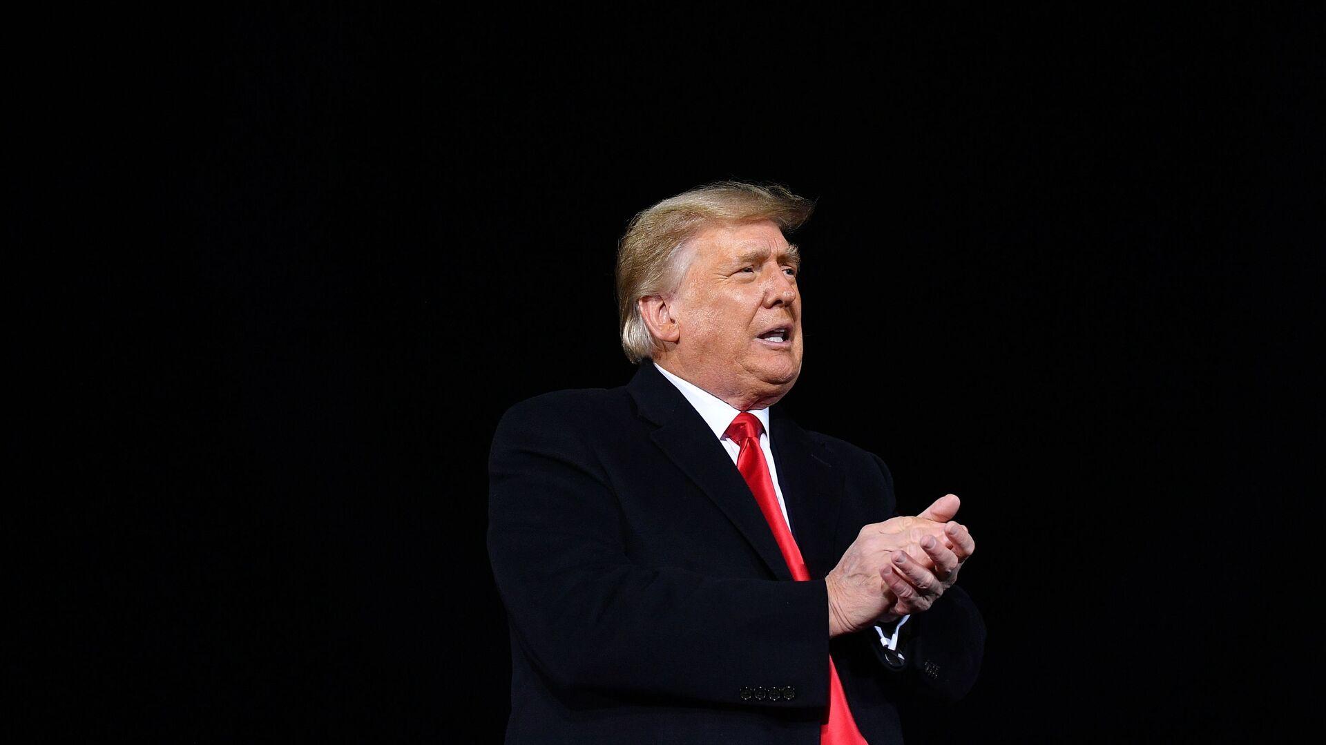 Donald Trump, presidente de EEUU - Sputnik Mundo, 1920, 12.02.2021