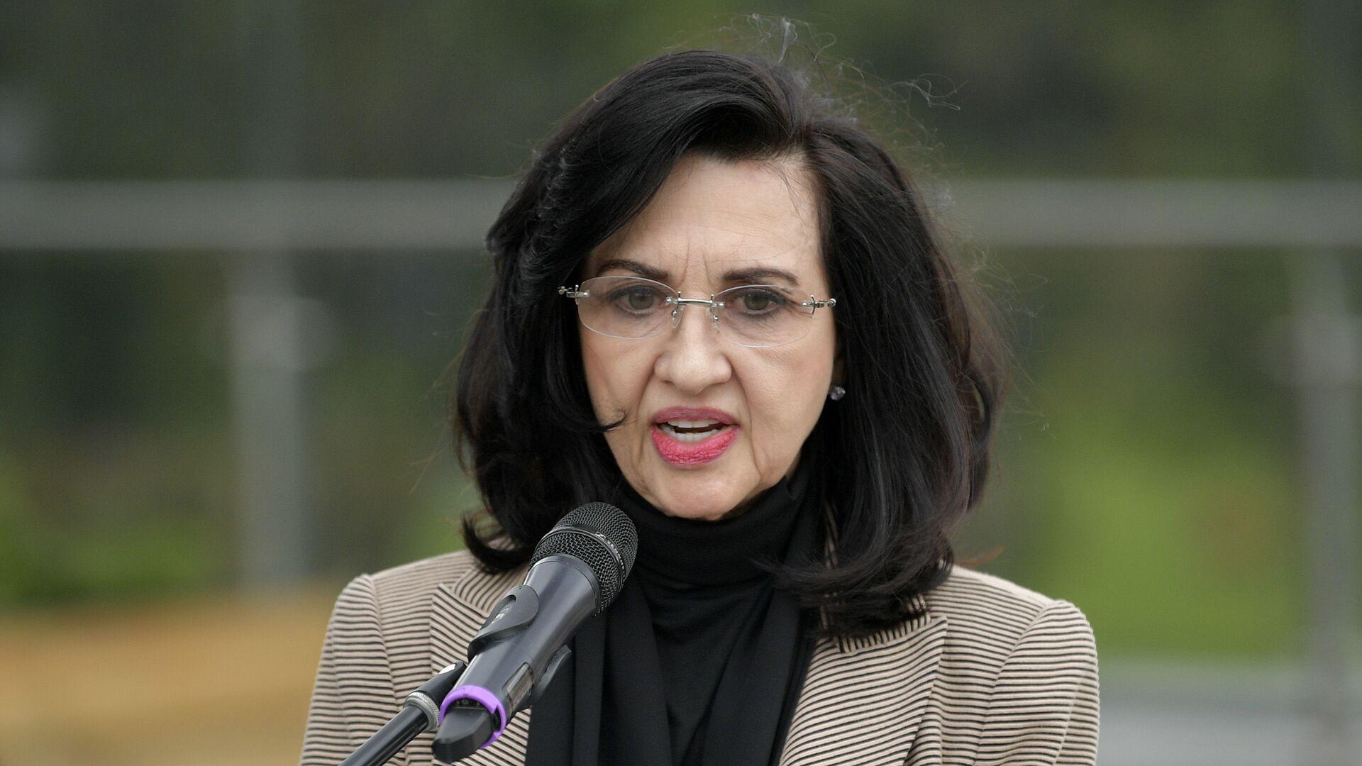 Claudia Blum, canciller de Colombia - Sputnik Mundo, 1920, 22.04.2021