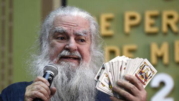 Antonio Vázquez Alba, conocido como el 'Brujo Mayor' de México - Sputnik Mundo