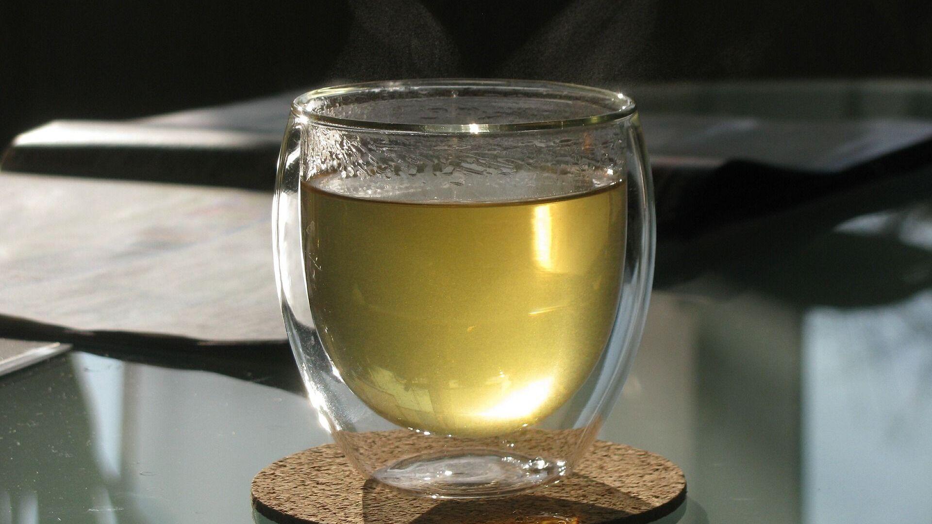 Un vaso de té (imagen referencial) - Sputnik Mundo, 1920, 09.01.2021