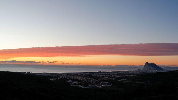 Vista del Peñón de Gibraltar - Sputnik Mundo