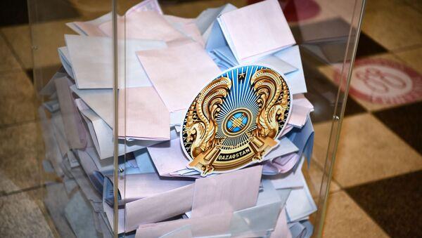 Elecciones en Kazajistán - Sputnik Mundo