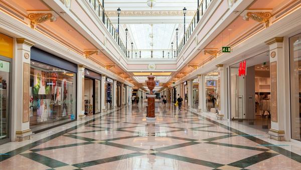 Imagen del centro comercial Gran Plaza 2  - Sputnik Mundo