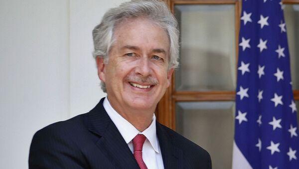 William Burns, diplomático estadounidense - Sputnik Mundo