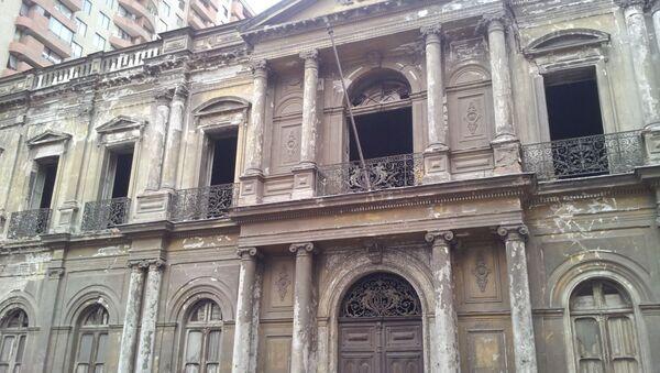 Palacio Pereira - Sputnik Mundo
