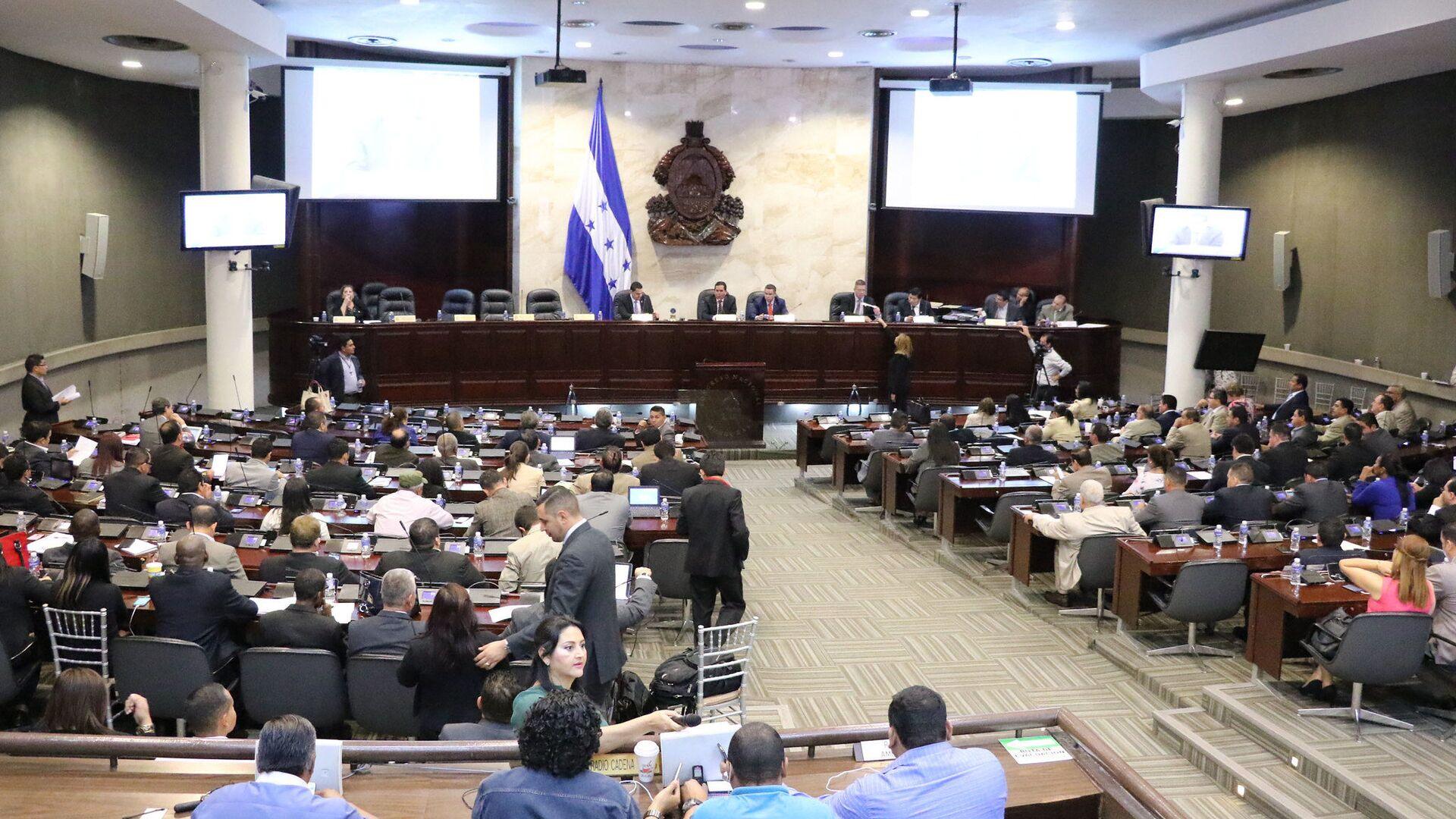 Congreso de Honduras - Sputnik Mundo, 1920, 26.05.2021