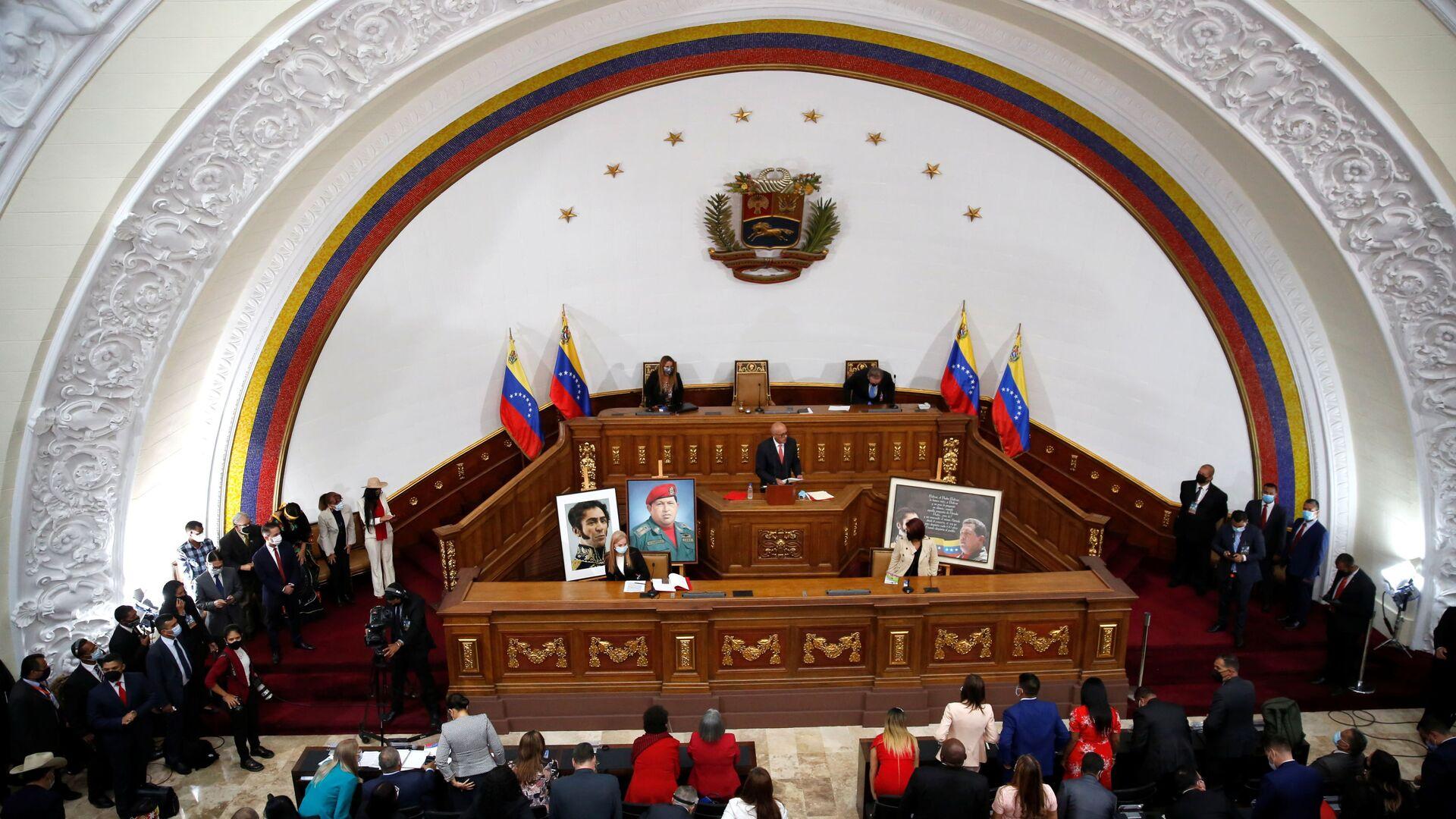 Asamblea Nacional de Venezuela - Sputnik Mundo, 1920, 23.02.2021