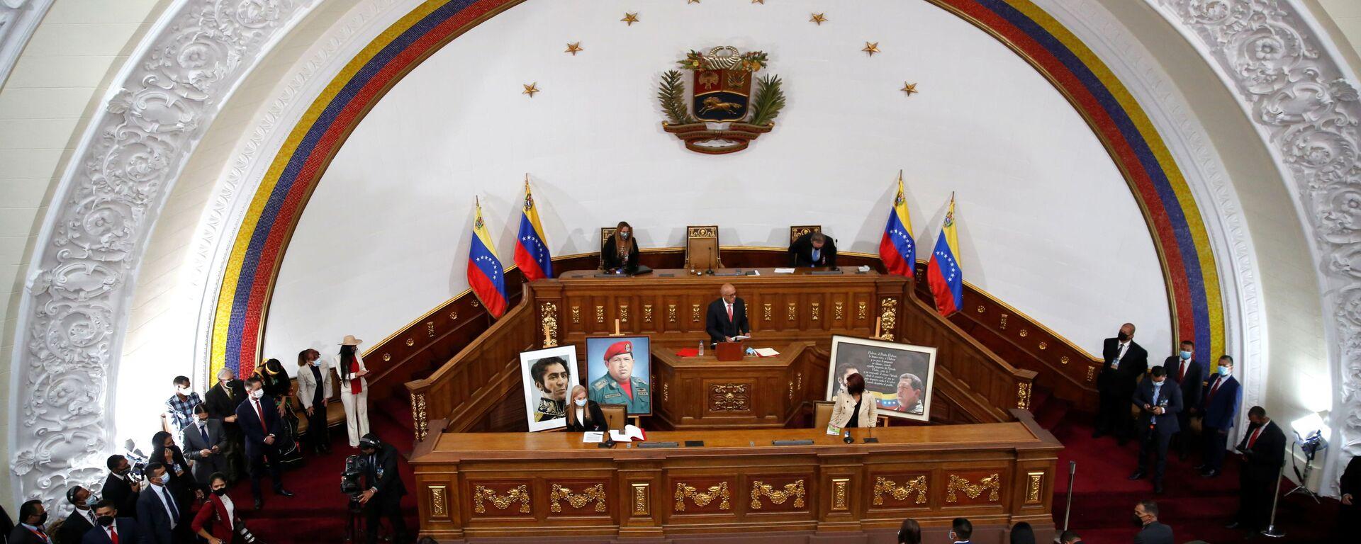 Asamblea Nacional de Venezuela - Sputnik Mundo, 1920, 13.04.2021