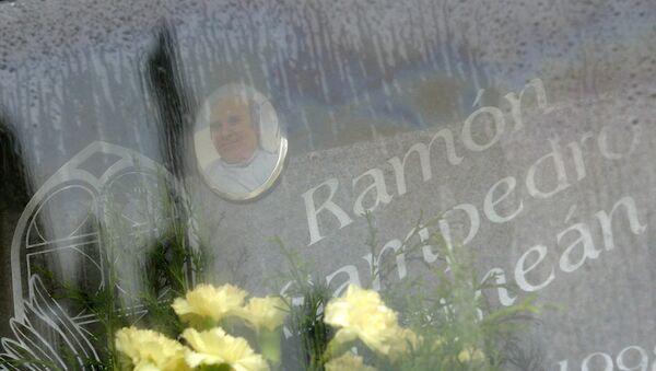 Ramón Sampedro - Sputnik Mundo