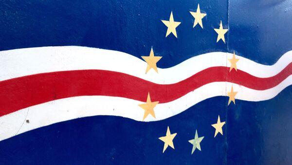 Bandera de Cabo Verde - Sputnik Mundo