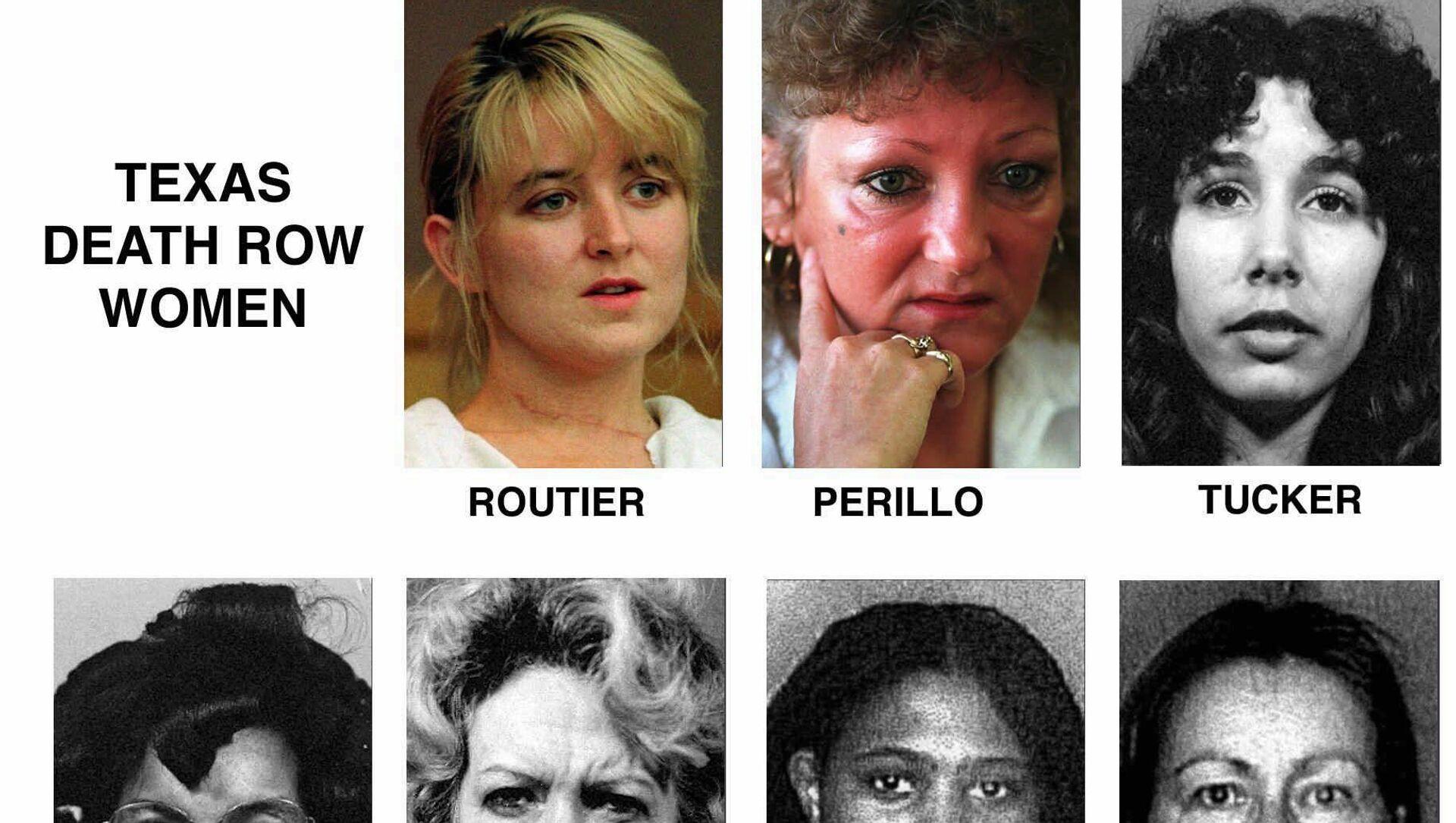Así fueron los casos de las mujeres ejecutadas en EEUU por sentencia judicial - Sputnik Mundo, 1920, 14.01.2021