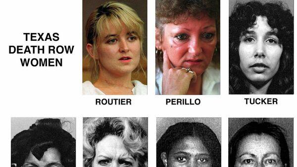 Así fueron los casos de las mujeres ejecutadas en EEUU por sentencia judicial - Sputnik Mundo
