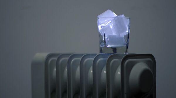 radiador ola de frío - Sputnik Mundo