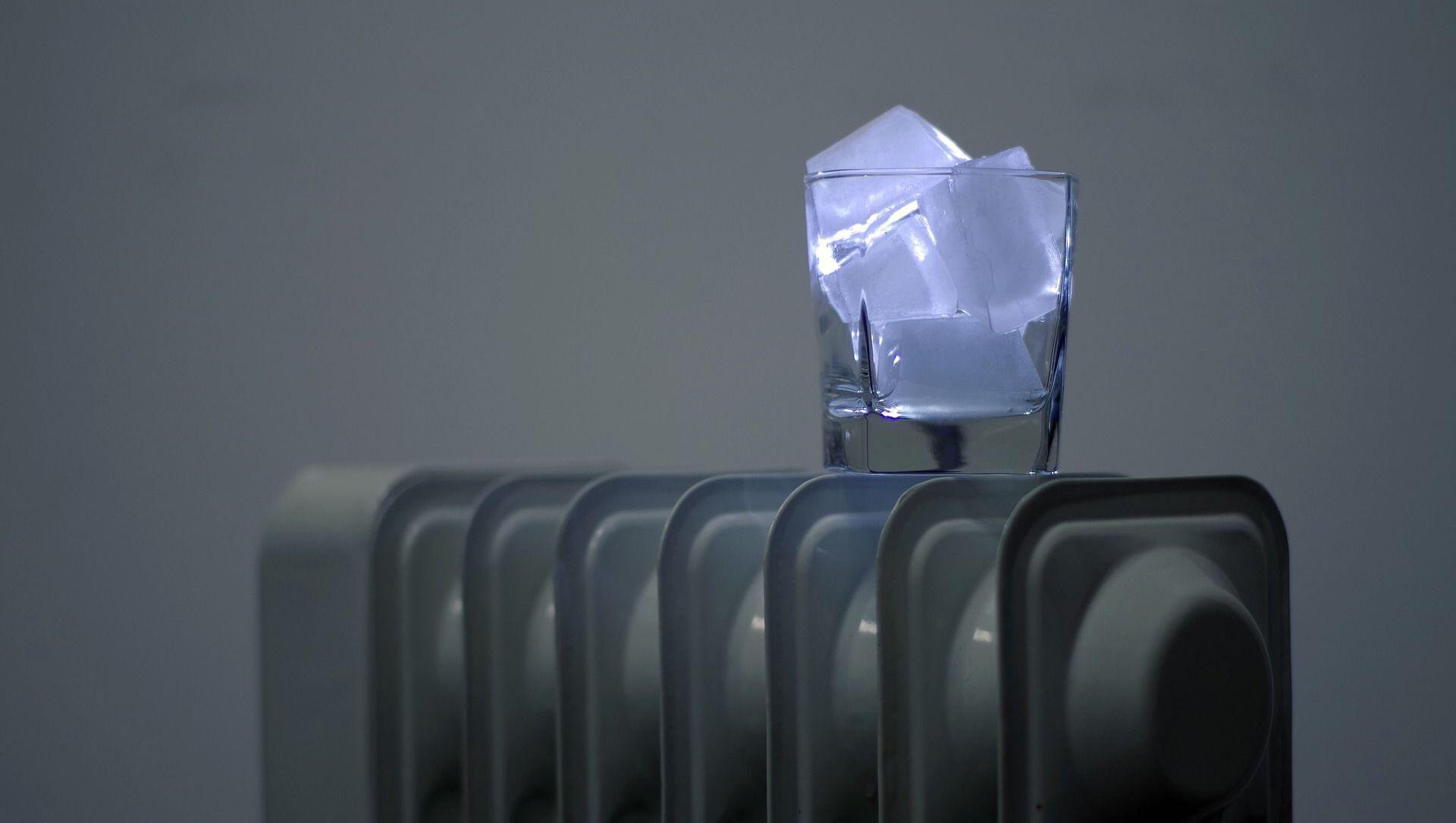 radiador ola de frío - Sputnik Mundo, 1920, 14.01.2021