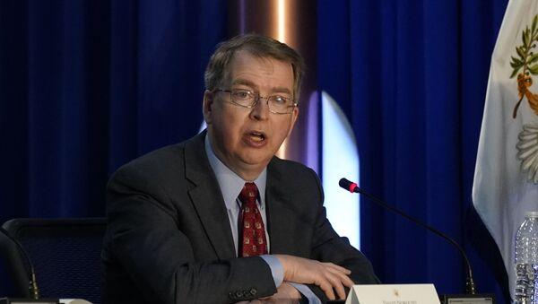 David Norquist, el subsecretario de Defensa de EEUU - Sputnik Mundo