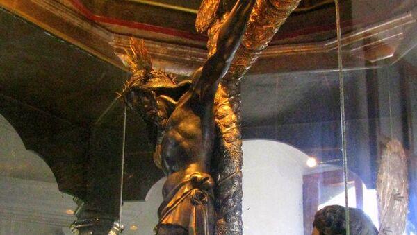 Camarín del Cristo Negro de Esquipulas - Sputnik Mundo