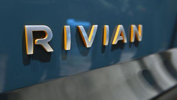 Logo de Rivian - Sputnik Mundo