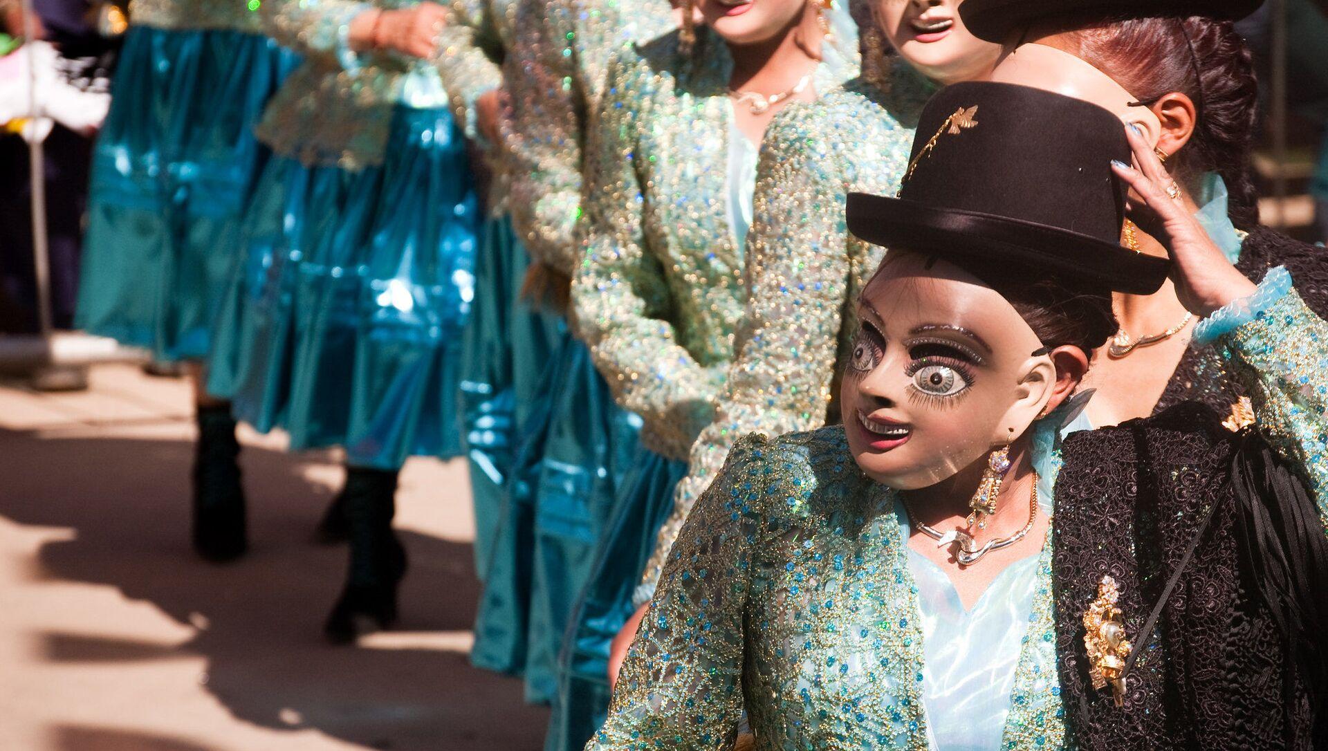 Carnaval de Oruro - Sputnik Mundo, 1920, 16.01.2021