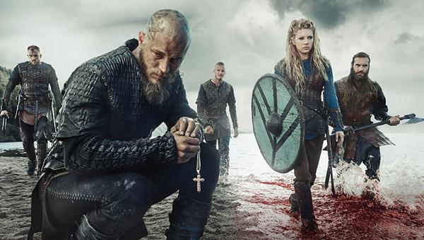 La serie 'Vikingos' - Sputnik Mundo