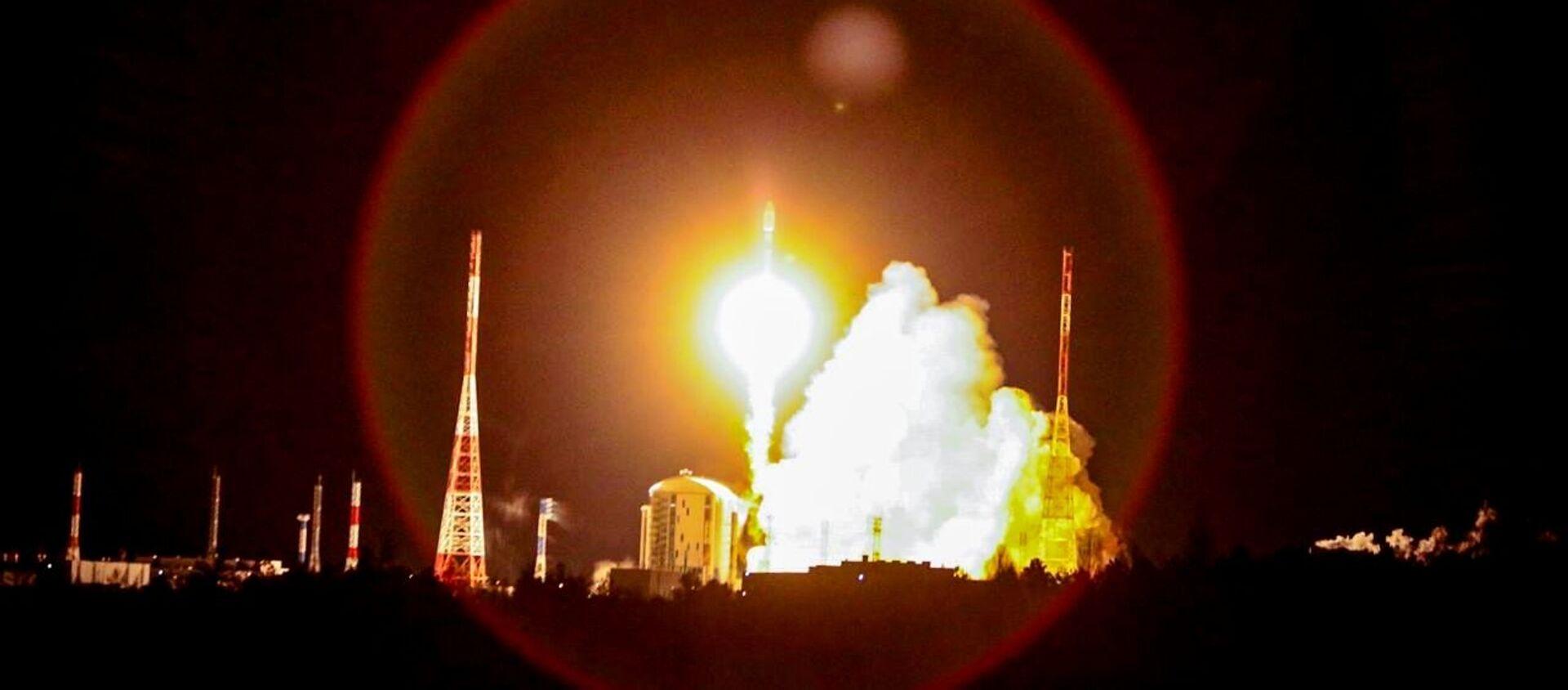Lanzamiento de un cohete en Rusia - Sputnik Mundo, 1920, 18.01.2021