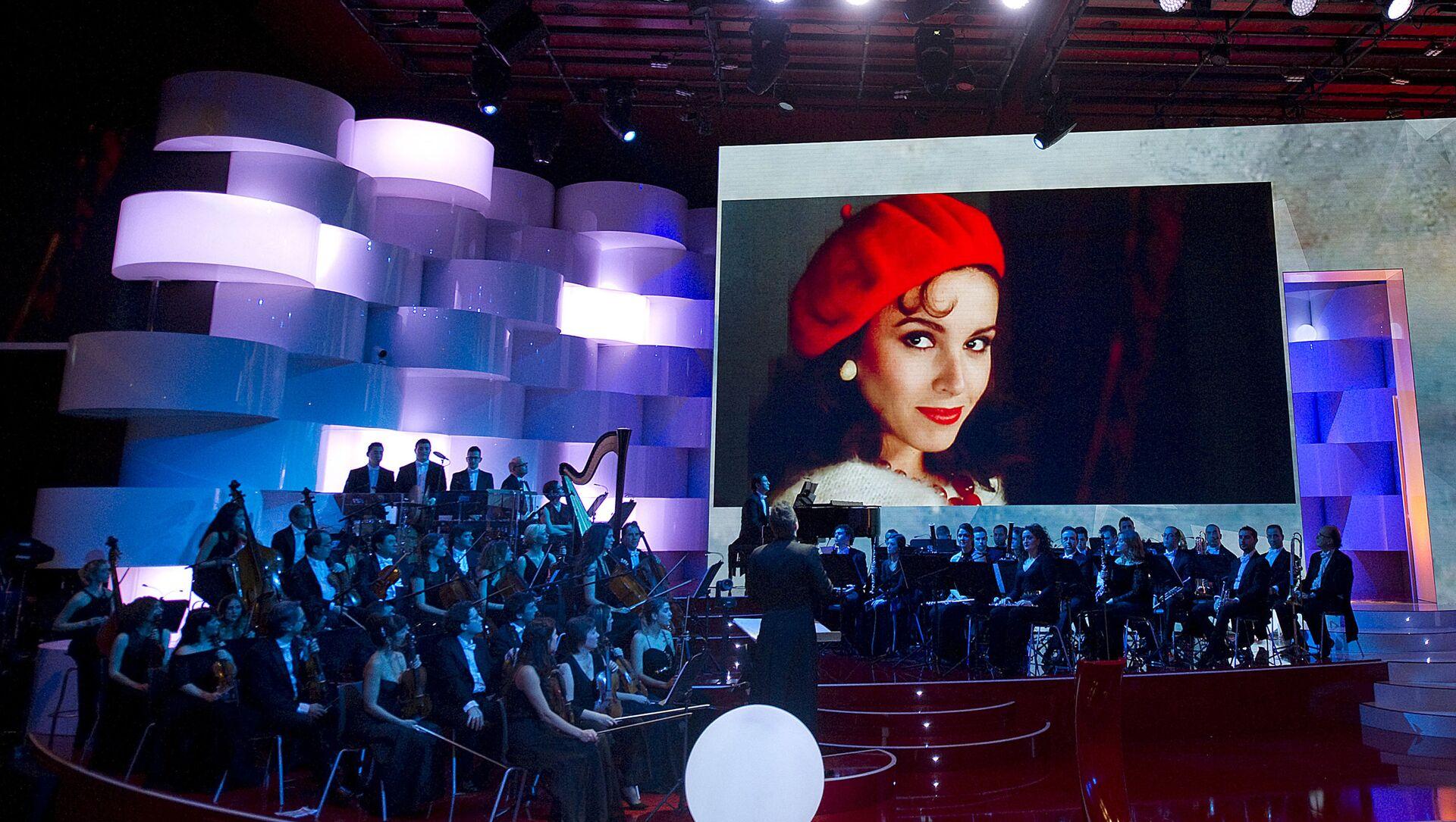 Imagen referencial de la Gala de los Goya - Sputnik Mundo, 1920, 18.01.2021