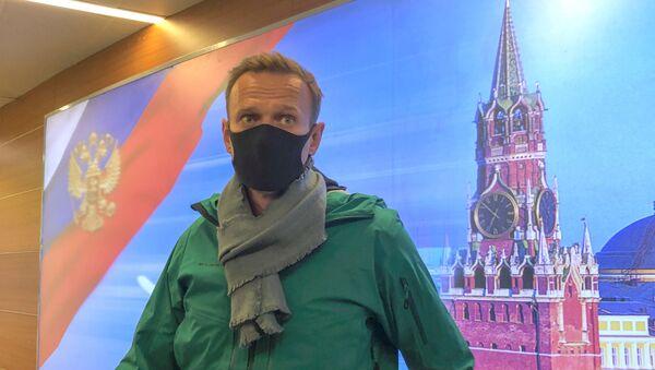 Alexéi Navalni, vloger ruso - Sputnik Mundo