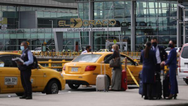 El aeropuerto El Dorado de Bogotá - Sputnik Mundo