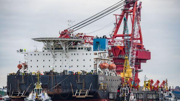 El barco ruso Fortuna - Sputnik Mundo