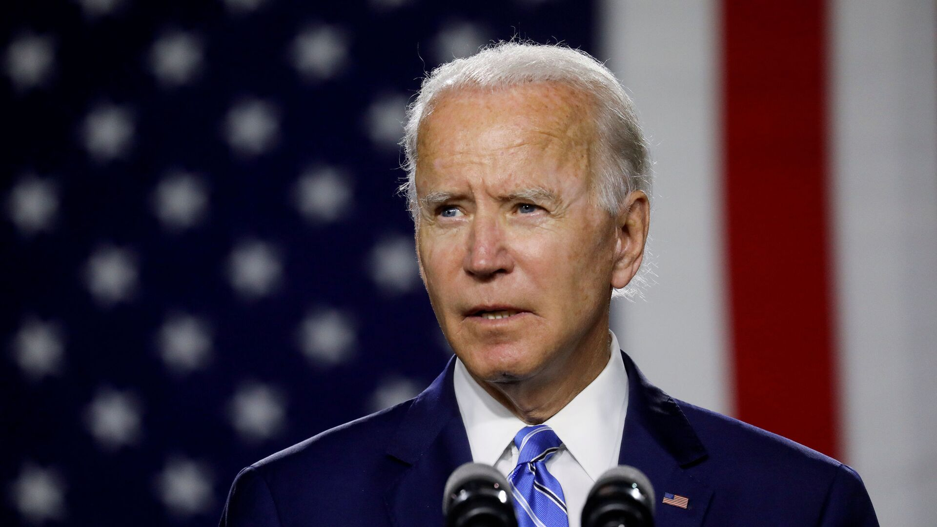 Joe Biden, presidente electo de Estados Unidos - Sputnik Mundo, 1920, 05.03.2021