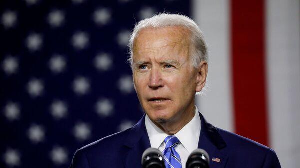 Joe Biden, presidente electo de Estados Unidos - Sputnik Mundo