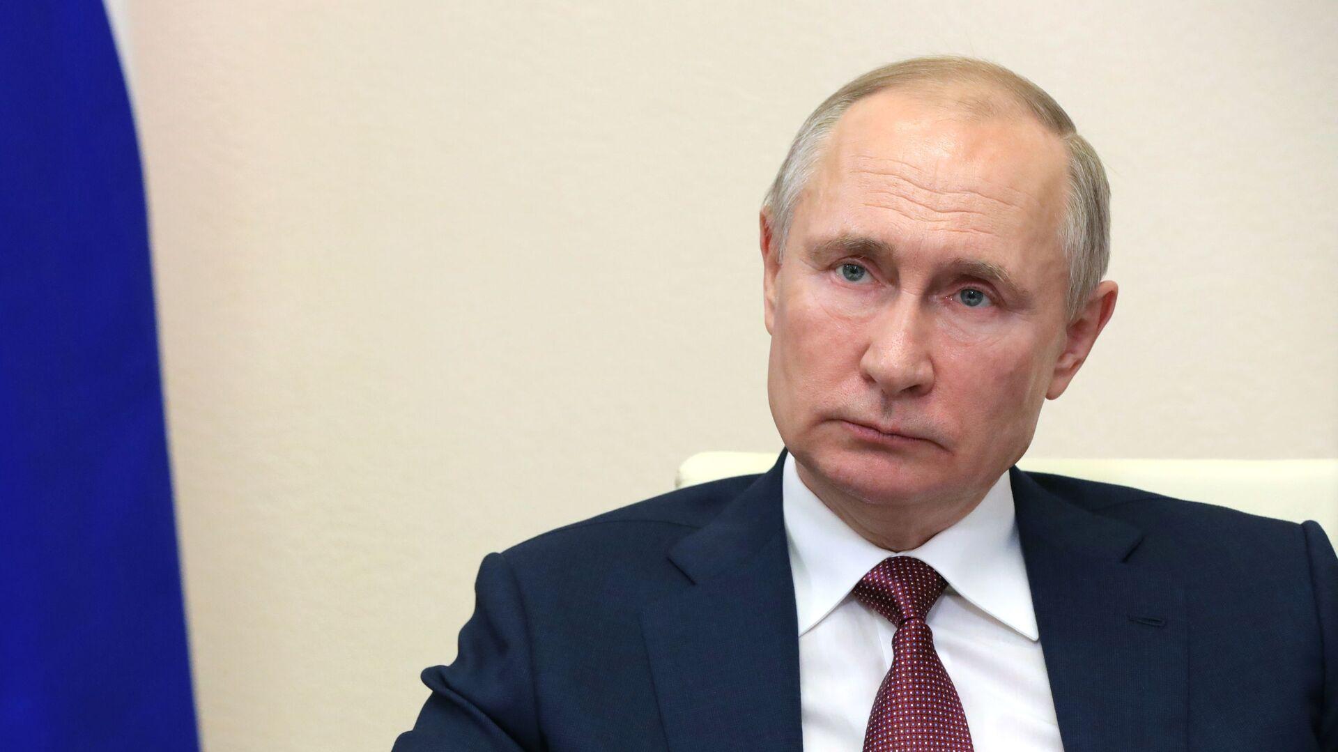 Vladímir Putin, presidente de Rusia - Sputnik Mundo, 1920, 27.03.2021