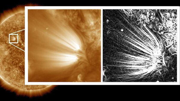 Los 'plumelets' del Sol - Sputnik Mundo