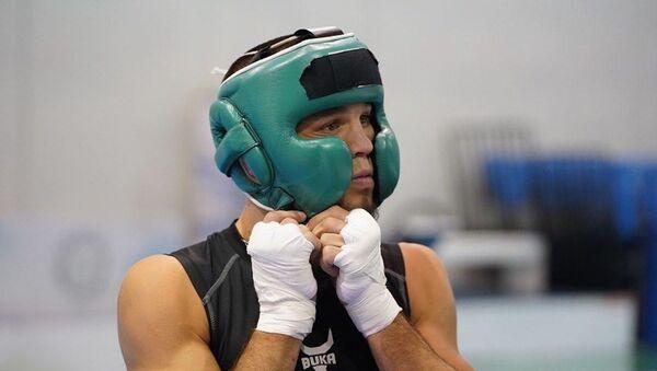 Umar Nurmagomédov, premiado luchador de artes marciales mixtas - Sputnik Mundo