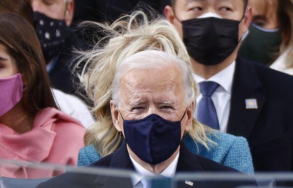 Biden anunció la fecha de su toma de posesión como el día del triunfo de la democracia en Estados Unidos.  - Sputnik Mundo