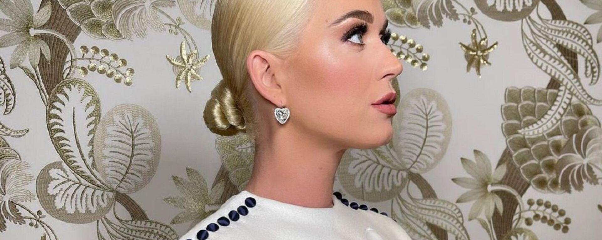 Katy Perry, cantante estadounidense - Sputnik Mundo, 1920, 21.01.2021