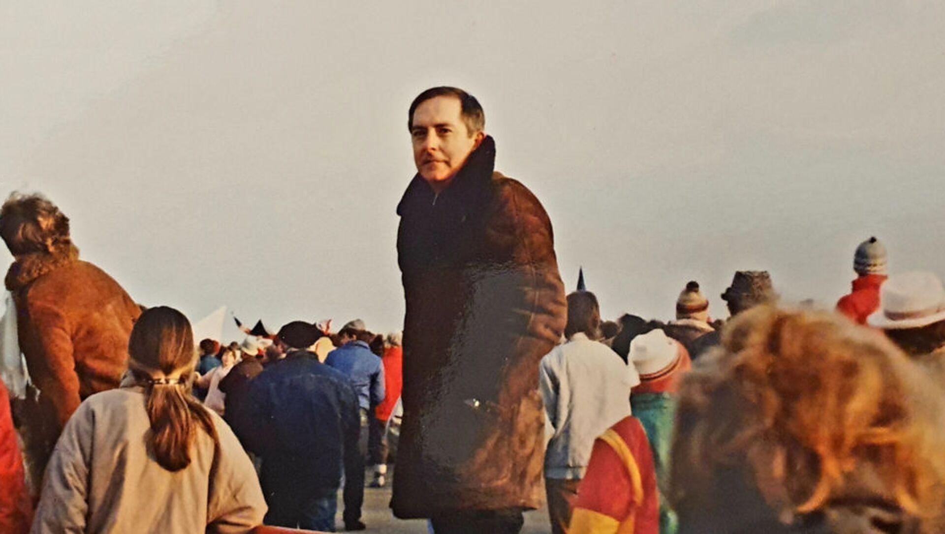 Jaime Rocha, un espía gaditano en la Libia de Gadaffi - Sputnik Mundo, 1920, 21.01.2021