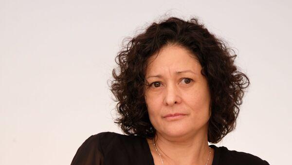 Pilar Quintana, una escritora colombiana - Sputnik Mundo
