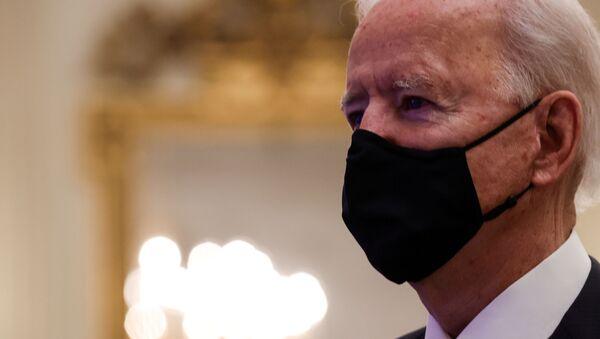 Joe Biden, presidente de EEUU - Sputnik Mundo