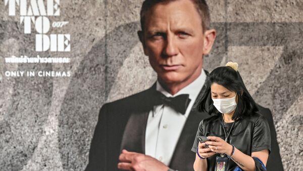 No Time To Die, la nueva película de James Bond - Sputnik Mundo