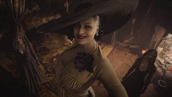 Resident Evil Village, captura de pantalla - Sputnik Mundo