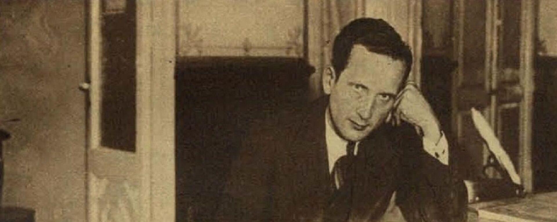 Boris Skósirev en el hotel Mundial de Seo de Urgel, en España - Sputnik Mundo, 1920, 25.01.2021