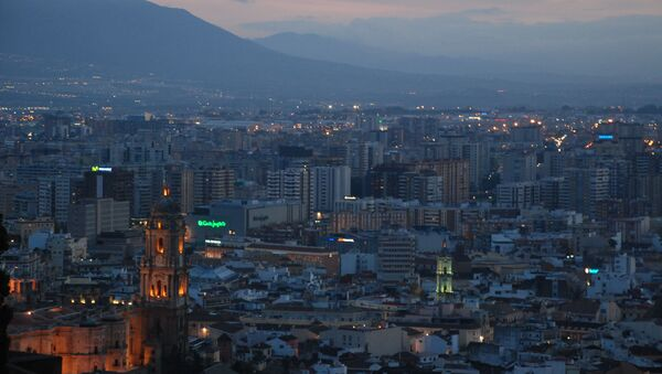 Vista de Málaga (imagen referencial) - Sputnik Mundo