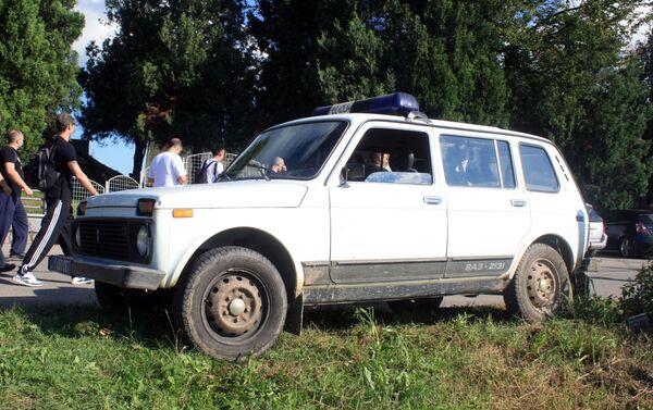 El modelo Vaz 2131 se produce desde 1990. Se trata de un Niva alargado al que se le han añadido dos puertas posteriores. - Sputnik Mundo