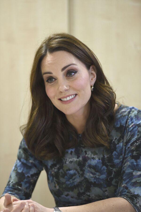 La duquesa de Cambridge, Kate Middleton. - Sputnik Mundo